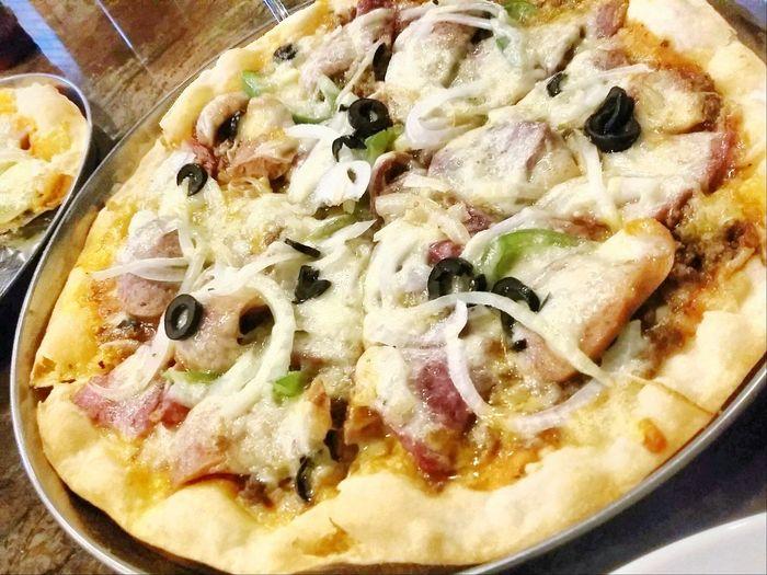 Pizzapower Supremo Greenos Pizzahour