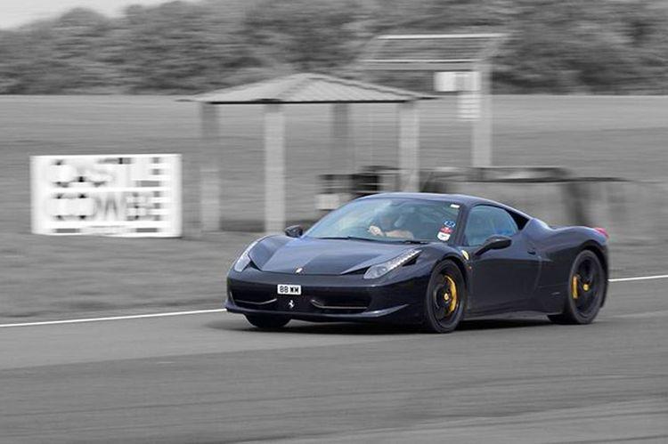 Race Day Ferrari Ferrari458  458 Castlecombe Raceday Trackday