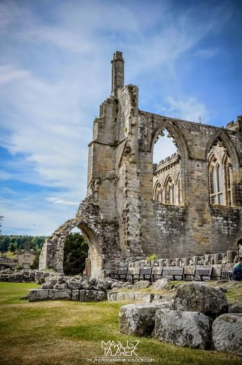Ruins of monastery. Architecture Outdoors Travel Photography Addicted2walking