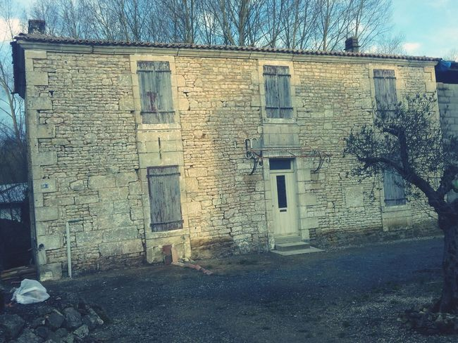 Old Stones House Maraispoitevin Maison En Pierre