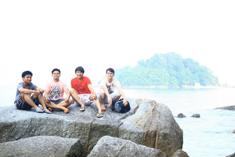 Pangkor Island Holiday Throwback