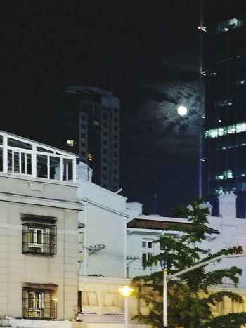 Moon Moonlight Shanghai
