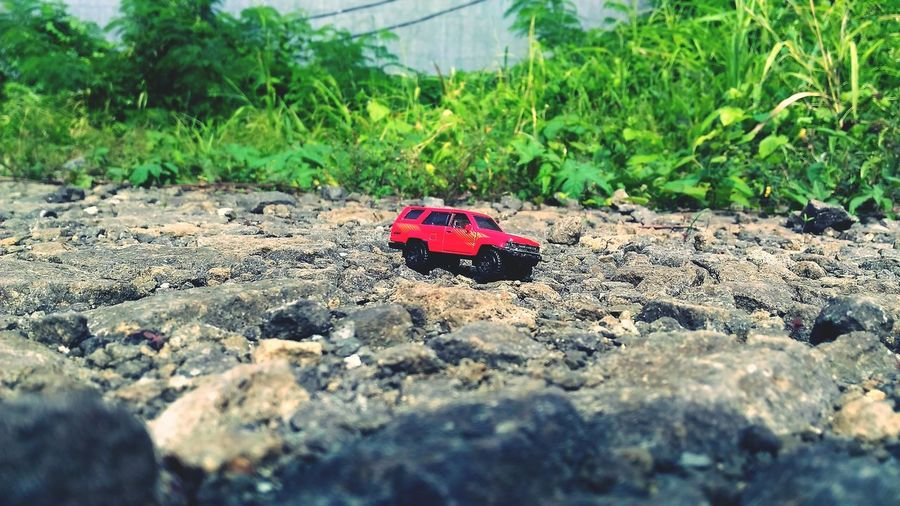 mini car Hobby Collection Hobbies Diecastphotography Mini Cars Minicars Diecast Toys Rangers Adventure Imagination Day Outdoors No People Nature Red Close-up