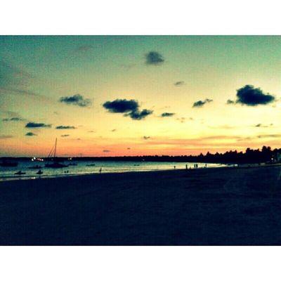 Queria só dias de sol e noites frias (com uma paisagem dessas no meio). Beach SC Sunset Beautiful