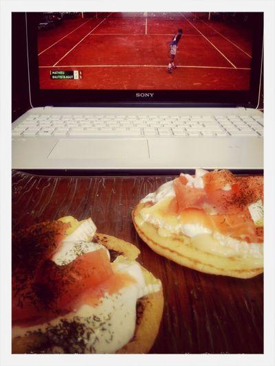 Sport And Food rolandgarros