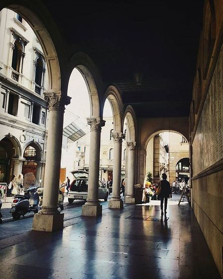 Wanderlust - n A great desire to travel and rove about 🌍 Wanderlust Travelwithgabi Padova Italy Travel Girl City