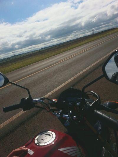 Honda Cg160 Start Motorcycle Brazil Cloud - Sky Sp 14