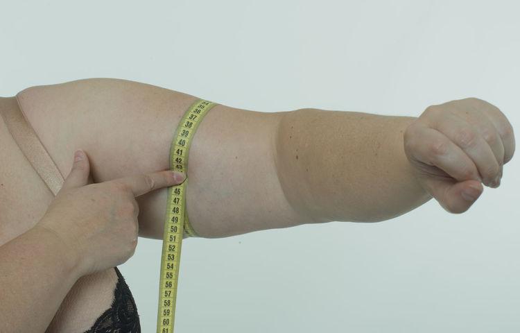 Woman making diet BBW* Diet Obesity Woman Abdomen Bra Cellulite Centimeter Dietary Fat Female Food Health Human Large Measure Obesity Overweight Pretty Rounding Underwears Weight