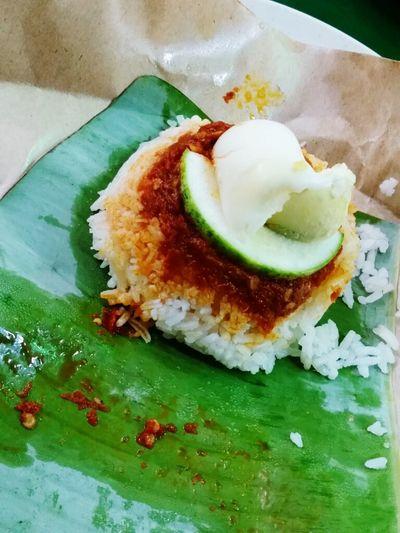 Goodafternoon Nasi Lemak Malaysian Food Amazing Place Kuala Terengganu My View Photooftheday Like4like Lol :)