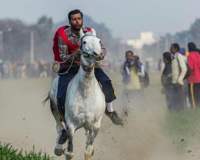 Adrenaline Junkie Kilaraipur Punjab Village Olympics India Be. Ready.