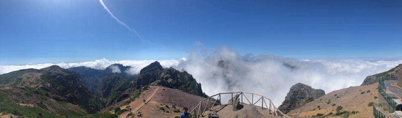 EyeEm Selects Sky Scenics - Nature Beauty In Nature Mountain Nature Mountain Range Travel Motion Travel Destinations Landscape