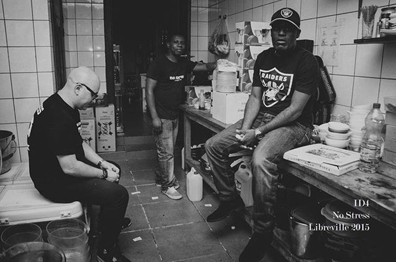 Backstage at the no stressbar real team and family NOstress Club HipHop Urban Night Nightlife Backstage Music Soul