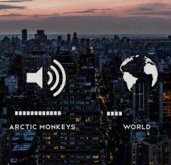 Artic Monkeys First Eyeem Photo 👻