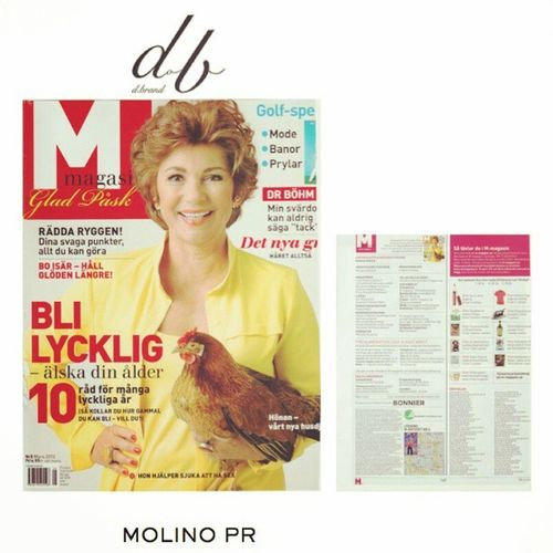 Dbrand Instafashion Instalove Instafashion Kärlek Fashion Mode Instagram Design Instadesign Mode USA NY La Mode Dbrandus Magazin Dbrandsport Dbrandmusic Dbrandevent Instaevent Dbrand .se Galaxys4 Samsung Sweden stockholm Business woman Amelia Adamo wearing Elvira Shirt on the front cover of M Magazine