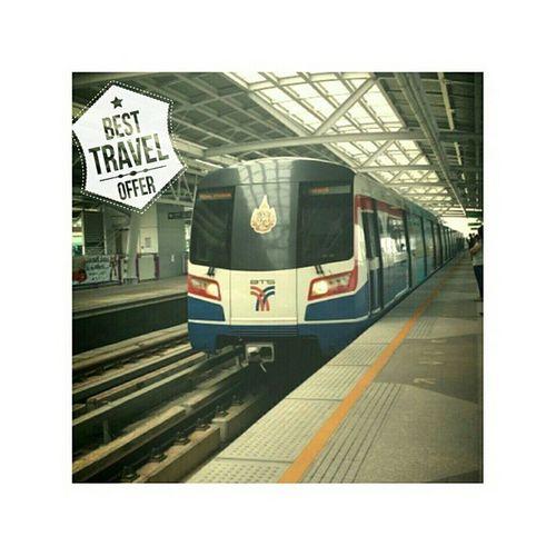 Off to siam Bangkok Train Kha Love travelsingle