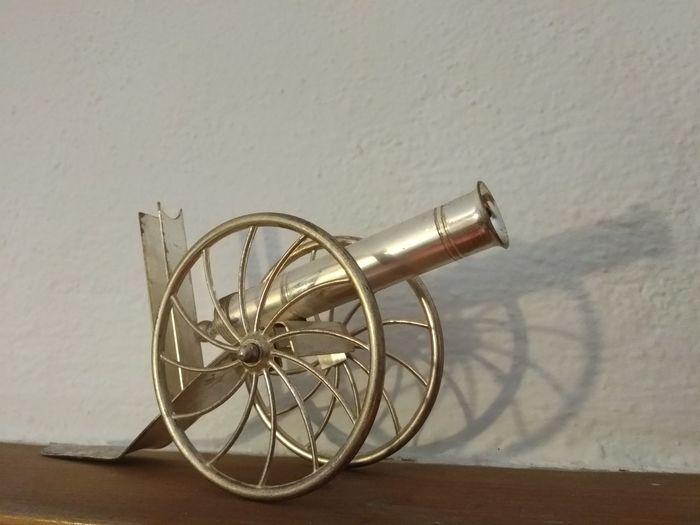 Gun Cannon Old-fashioned Antique Single Object Close-up Civilization
