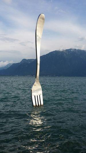 Vevey, Switzerland La Fourchette Lac Léman Jean Pierre Zaugg