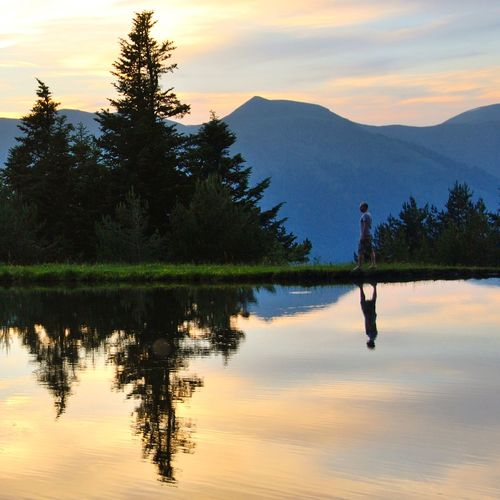 Sunset_collection Water_collection Water Reflections Landscape_Collection