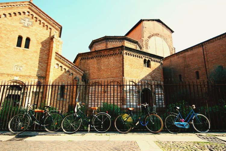 Church Basilica Bologna Italy Tadaa Community Picoftheday Amazing View Vacations Europa Streetphotography Monument Politics And Government City Stationary Land Vehicle City Life Sky Architecture Building Exterior Built Structure Clear Sky