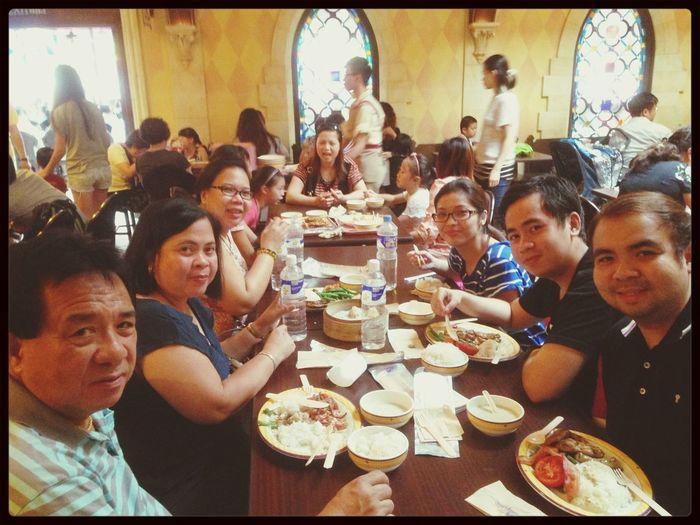 Royal Meal at Fantasyland. Disneyland Hk Birthcation