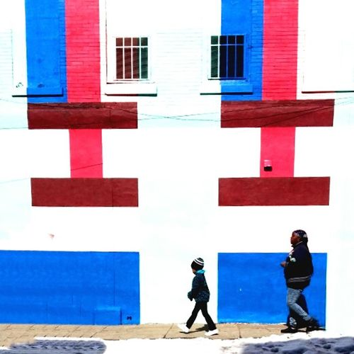 + Follow the leader. The Human Condition Open Edit Colors TheWeekOnEyeEM Streetphotography Light And Shadow