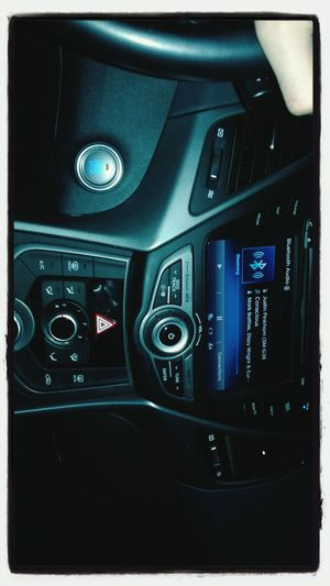 Press that button car come alive