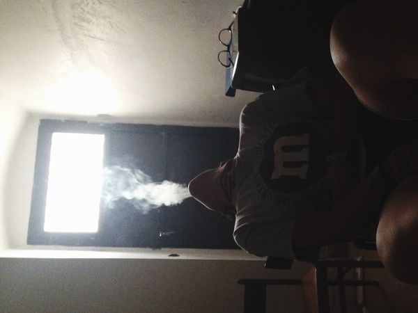 Smoke Weed Joint Highlife Spliff Babygirl Enjoying Weed  Smoke Weed Afternoon