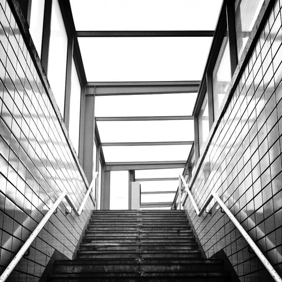 Going Up Urban Geometry Urban Contrast
