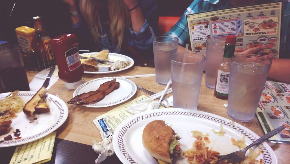 Drunk Alabama Fort Payne, AL Waffle House