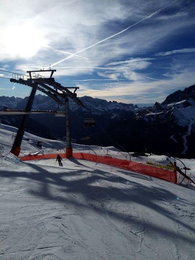 L'ultimo Corso Snow Cold Temperature Winter Mountain Sport Ski Lift Sky Landscape Ski Resort  Snowcapped Mountain Powder Snow Skiing Ski Slope Ski Holiday
