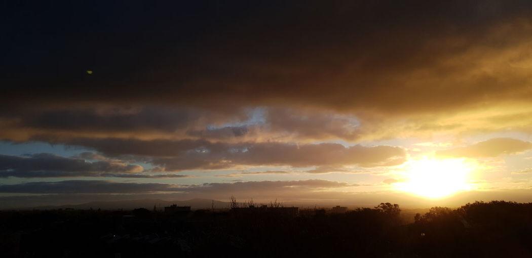 DRAMATIC SKIES Sunrise Multi Colored Dramatic Sky Sky Landscape Cloud - Sky Atmospheric Mood