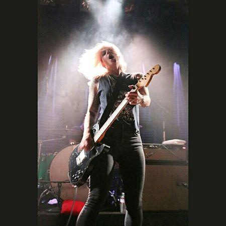 Brody Dalle - San Francisco, May 21, 2014The Portraitist - 2015 EyeEm Awards Rockstar Musician Rock'n'Roll Portrait BrodyDalle San Francisco