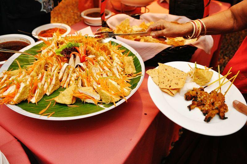 My World Of Food Sate Satay Tofu Taufufa Foodie Food Porn Awards Food Photography
