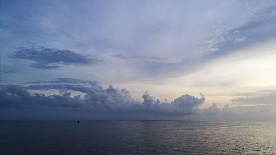 Blue Sky Coulds Coulds And Sky Sunrise Love Clouds And Sky Love Clouds  Water Tree Mountain Sea Beauty Fog Sky Landscape Travel Seascape Sky Only Atmospheric Mood Horizon Over Water Dramatic Sky Ocean Calm Cumulus Romantic Sky