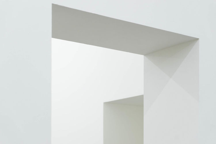 Geometric Shapes Geometry Gradient Minimal Minimalism Minimalist Minimalobsession Shades Shades Of White Shadow Shadows White White Background White Color