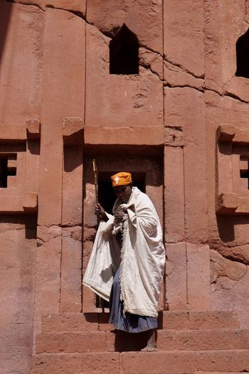 Ethiopia Africa Leddet Orthodox Christmas Lalibela Stone Church Full Length Tradition Traditional Clothing Cultures Architecture Pilgrimage Robe Church Worshipper Religious Event Place Of Worship Christianity The Photojournalist - 2019 EyeEm Awards