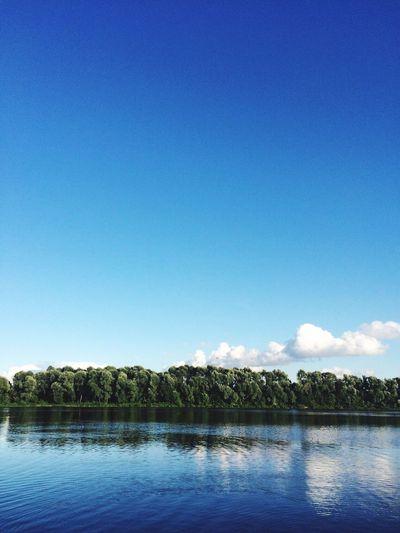 Россия Природа река красотарядом 🇷🇺🙌