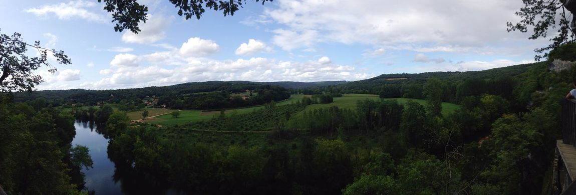 Panorama IPhoneography Summer Landscape Taking Photos Clouds And Sky Nature Photooftheday Photography France