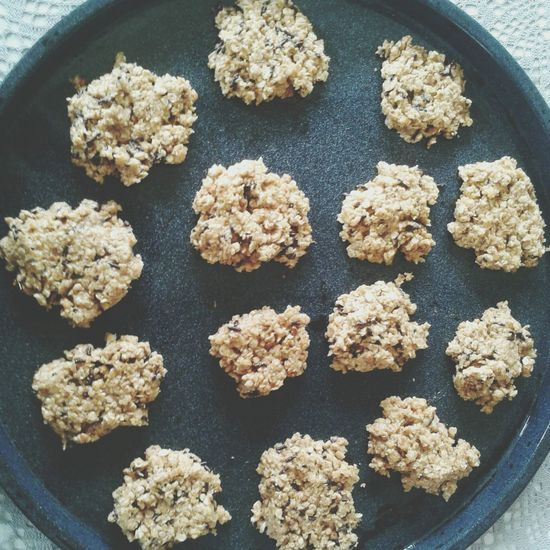 Peanutbutter oatmeal cookies Guiltfree Healthy Cookies Delicious