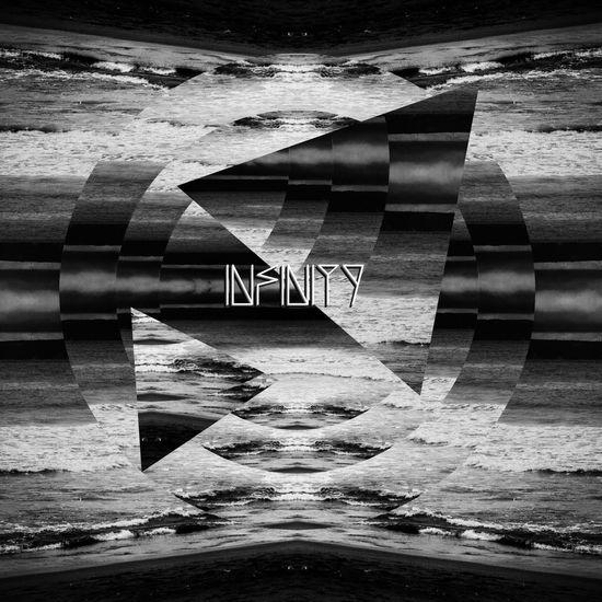 """INFINITY"" Nouveau visuel. Page fb : www.facebook.com/TheHougo"