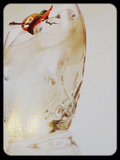 Cointreau Rickey!  Cocktail Drinks
