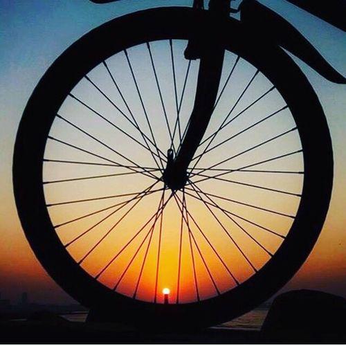 Sunset @ saputara