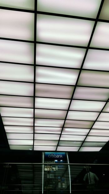 Citibank Roof Ceiling Lighting Glass Mobile Phone Photography Mobile Camera Photography SSClicks SSClickpix SSClickPics