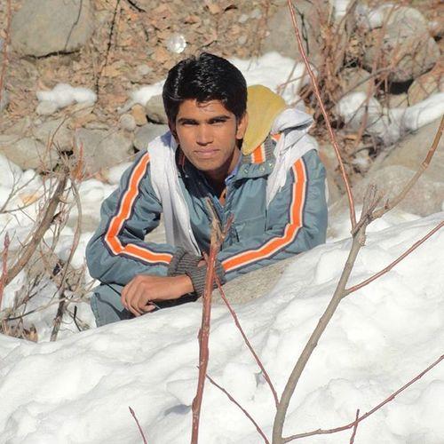Mountainman Snow Sliding