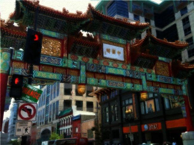 The Gateway To Chinatown