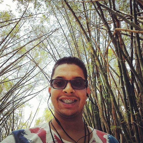 Aquela caminhada nos caminhos bambuzeados da UESB, pra relaxar antes do Enem... InstaEnem SegundoDiaDeProva RedaçãoEnem Uesb