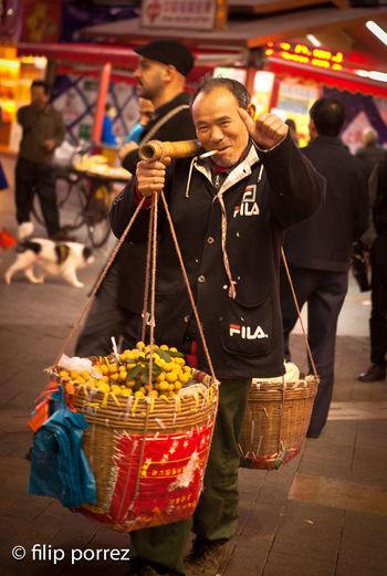 Basket China