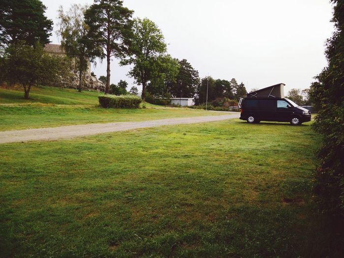 Home sweet home Whale Trail Tour Camping Camper Camper Van Norway