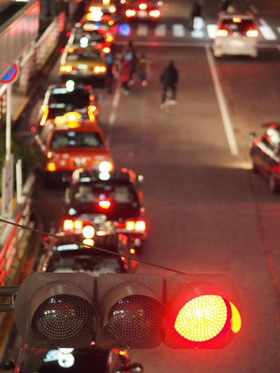 Car Night Road Taking Pictures Bokeh Streetphotography Nightphotography From My Point Of View Taking Photos Signal Taxi Cityscape Station Street Olympus Bokeh Photography Bokeh Lights Talelamp