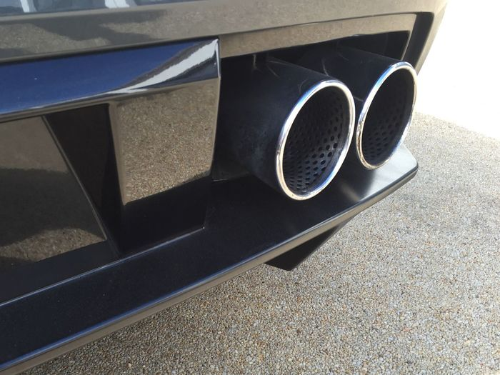 Exhausts Exhaust Exhaust Pipe Transportation Car Exhausts Exhaust Tips Modification